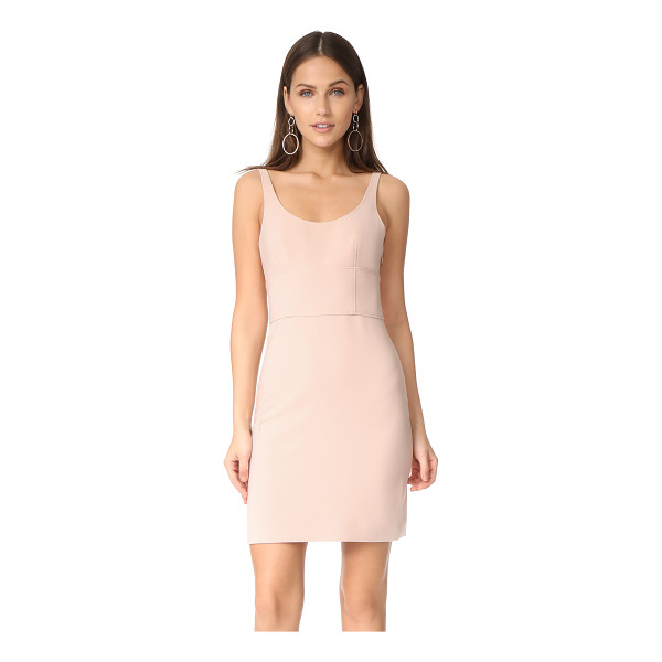 ELIZABETH AND JAMES huette dress - A fitted Elizabeth and James dress with sharp seams and a...