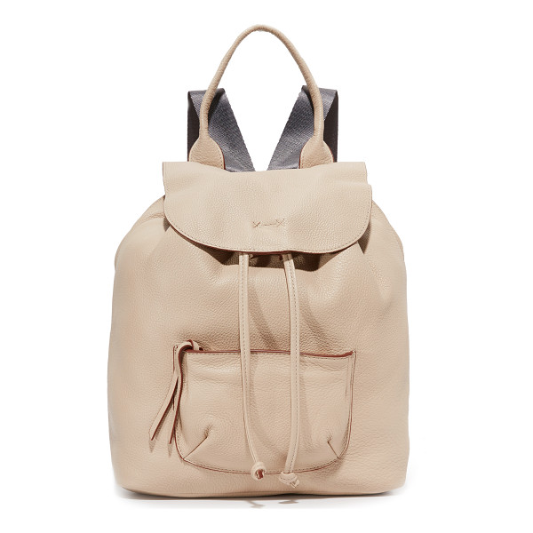 ELIZABETH AND JAMES Elizabeth And James Langley Backpack - A roomy Elizabeth and James backpack with a slouchy