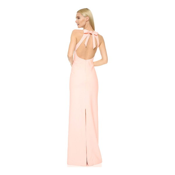 ELIZABETH AND JAMES Elizabeth And James Orley Gown - A minimalist Elizabeth and James gown with fluid lines. The...