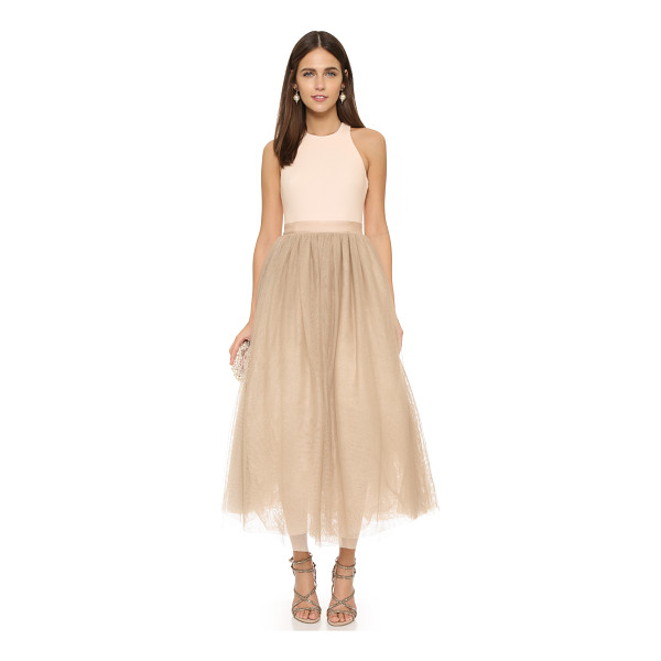 ELIZABETH AND JAMES Sparkle aneko dress - Sparkling tulle layers lend glamorous volume to the skirt...