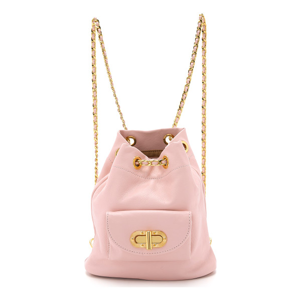 ERIN DANA Mini bond street backpack - Exclusive to Shopbop. A miniature Erin Dana backpack styled...