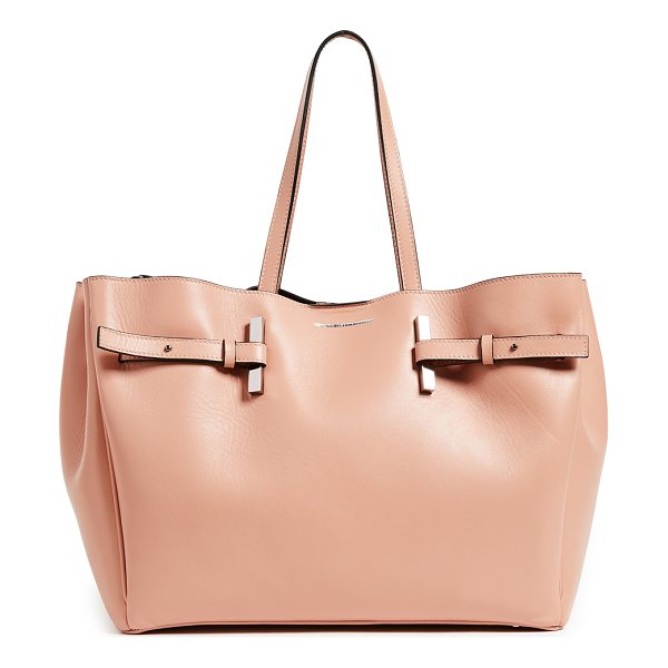 ESTEMPORANEA mary shopping bag - A roomy Estemporanea tote, rendered in smooth leather and...
