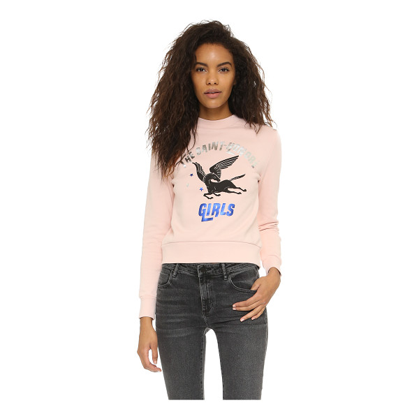 ETRE CECILE The saint-honore girls sweatshirt - Exclusive to Shopbop. A charming, casual Etre Cecile...