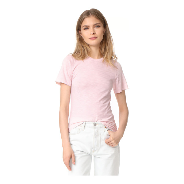 FEEL THE PIECE nicola top - This casual Feel The Piece tee is cut from breezy jersey....