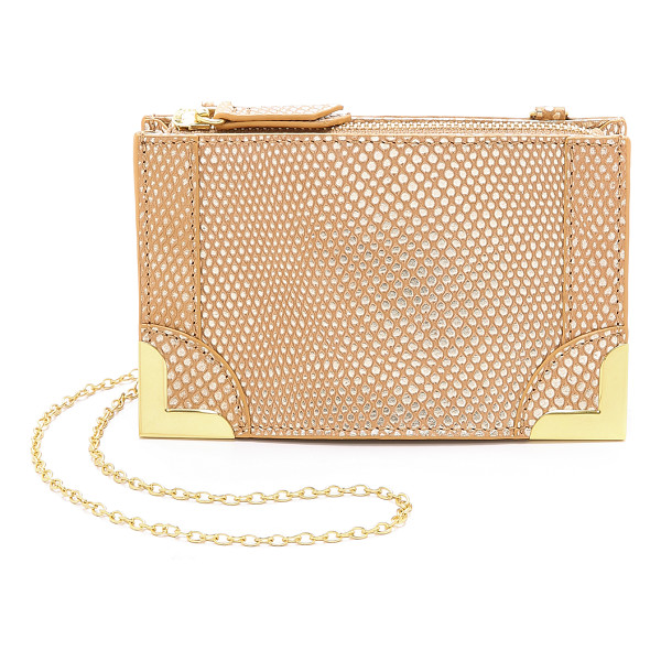 FOLEY + CORINNA Frame petite cross body bag - A demure Foley + Corinna cross body bag rendered in
