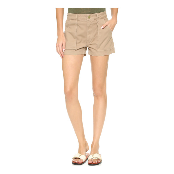 FRAME Citadel shorts - Timeless FRAME shorts with a utilitarian look. 4 pockets....