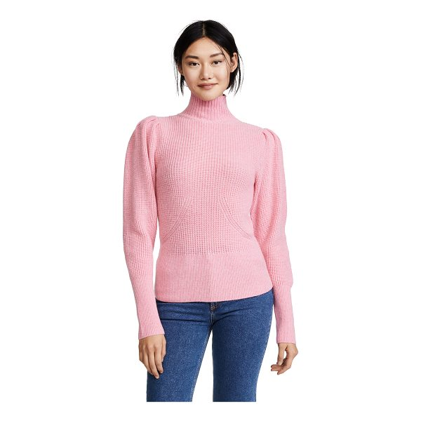 FRAME voluminous sweater - Fabric: Ribbed knit Pullover style Waist-length style...