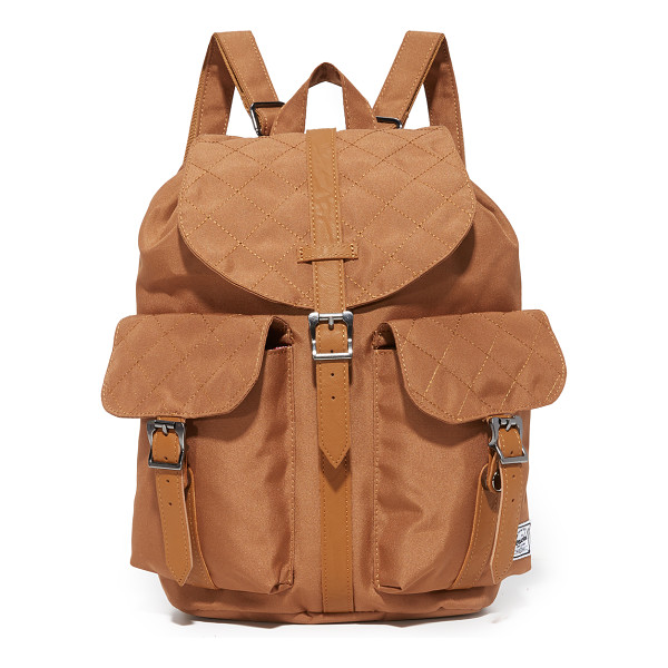 HERSCHEL SUPPLY CO. Dawson backpack - A lightweight Herschel Supply Co. backpack, detailed with...