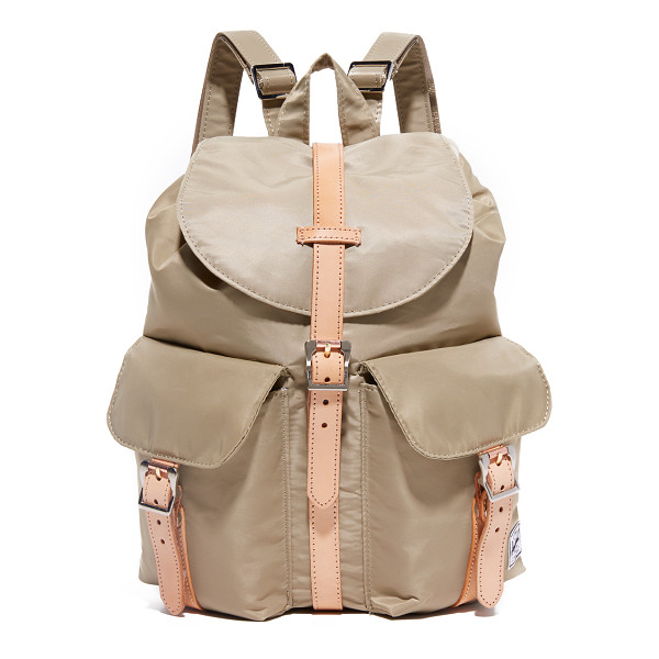 HERSCHEL SUPPLY CO. dawson backpack - A sturdy Herschel Supply Co. backpack. Magnetic,