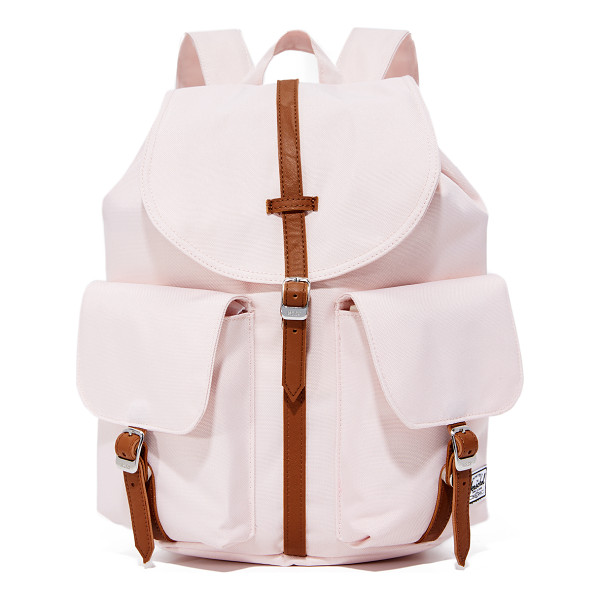 HERSCHEL SUPPLY CO. dawson backpack - A simple Herschel Supply Co. backpack in a sturdy weave.
