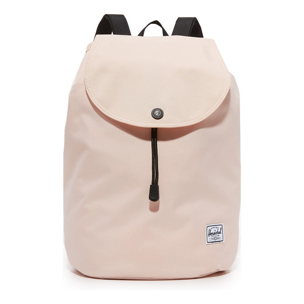 HERSCHEL SUPPLY CO. reid backpack - A minimalist Herschel Supply Co. backpack with a slouchy...