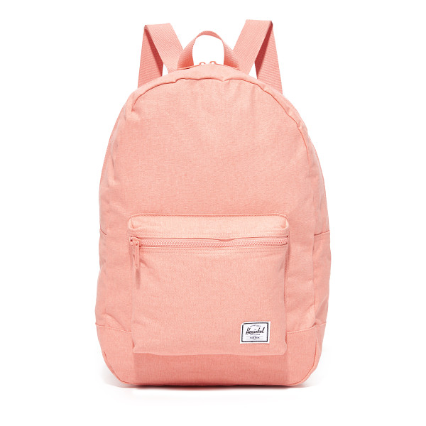 HERSCHEL SUPPLY CO. packable backpack - A lightweight Herschel Supply Co. backpack in pastel...