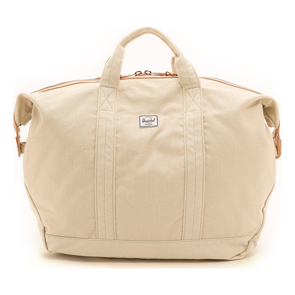 HERSCHEL SUPPLY CO. Ryder carryall - A voluminous Herschel Supply Co. tote with a slouchy look.