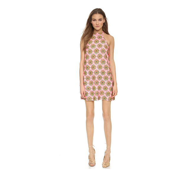 HOUSE OF HOLLAND Short flower power dress - Description NOTE: Sizes listed are UK. Please see Size &...