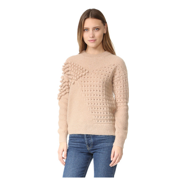 INTROPIA textured sweater - A boxy Intropia sweater, composed of richly textured,...