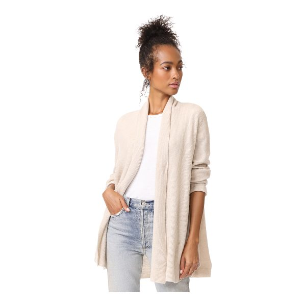 JOIE bryna cardigan - A voluminous Joie cardigan in a super-soft cashmere blend....