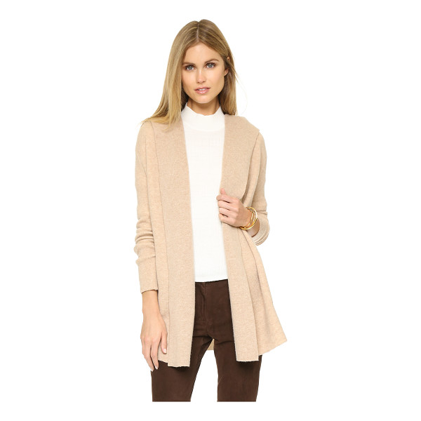JOIE Gredan cardigan - This hooded Joie cardigan sweater drapes loosely, revealing...