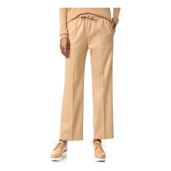 JOSEPH Joseph Lula Pants - A slouchy cut brings sophisticated ease to these Joseph...
