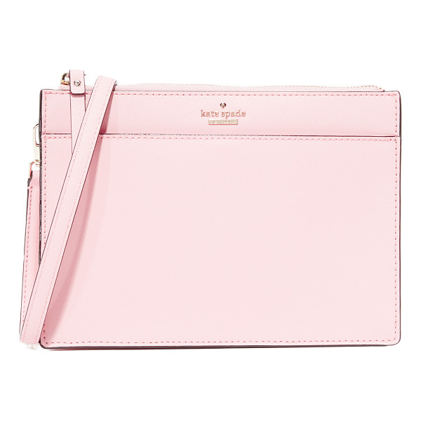 KATE SPADE NEW YORK clarise cross body bag - A scaled-down Kate Spade New York cross-body bag with a