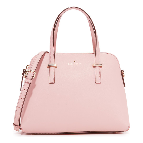 KATE SPADE NEW YORK Maise shoulder bag - A sophisticated Kate Spade New York handbag in saffiano...