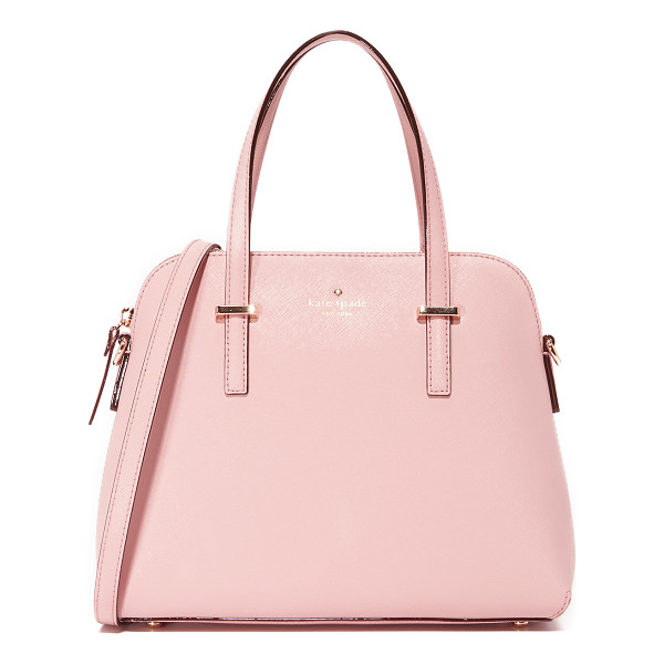 KATE SPADE NEW YORK Maise shoulder bag - A sophisticated Kate Spade New York handbag in saffiano