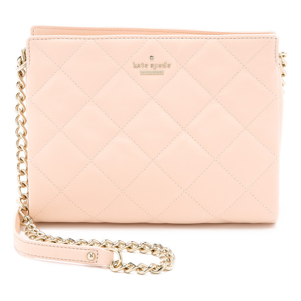 KATE SPADE NEW YORK Mini convertible phoebe bag - A sophisticated Kate Spade New York cross body bag in soft,