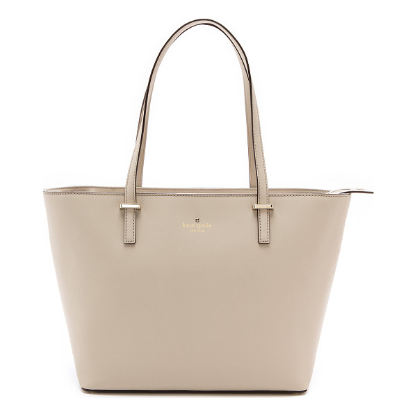 KATE SPADE NEW YORK Small harmony tote - A structured Kate Spade New York handbag constructed from