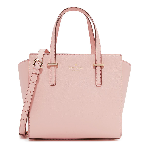 KATE SPADE NEW YORK Small hayden bag - A scaled down Kate Spade New York satchel in saffiano...