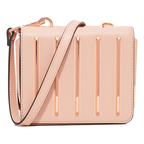 KENDALL + KYLIE baxter tracks cross body bag - Tonal hardware adds a touch of polish to this boxy KENDALL...