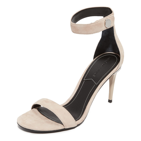 KENDALL + KYLIE madelyn mid heel sandals - Refined KENDALL + KYLIE sandals in luxe suede. A polished...