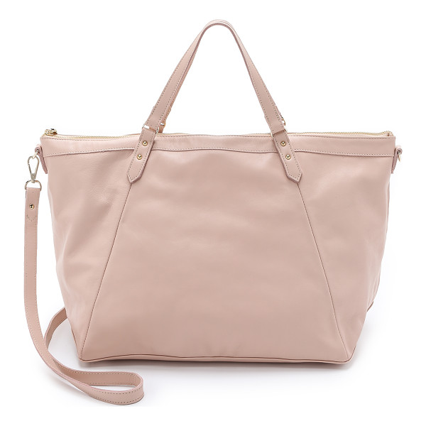 LAUREN MERKIN Nina tote - A large, slouchy Lauren Merkin Handbags tote in smooth
