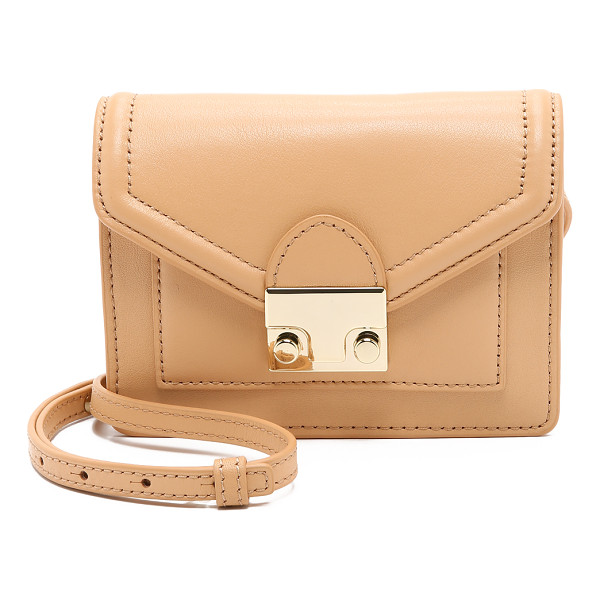 LOEFFLER RANDALL baby rider cross body bag - A scaled-down version of Loeffler Randall's signature Rider