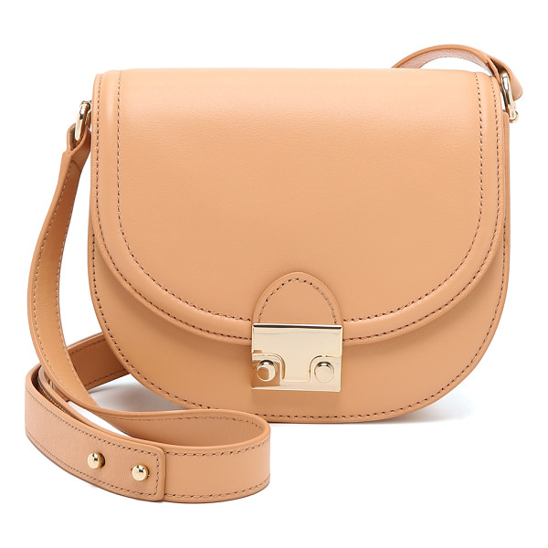 LOEFFLER RANDALL Saddle bag - A simple Loeffler Randall cross body bag in sophisticated
