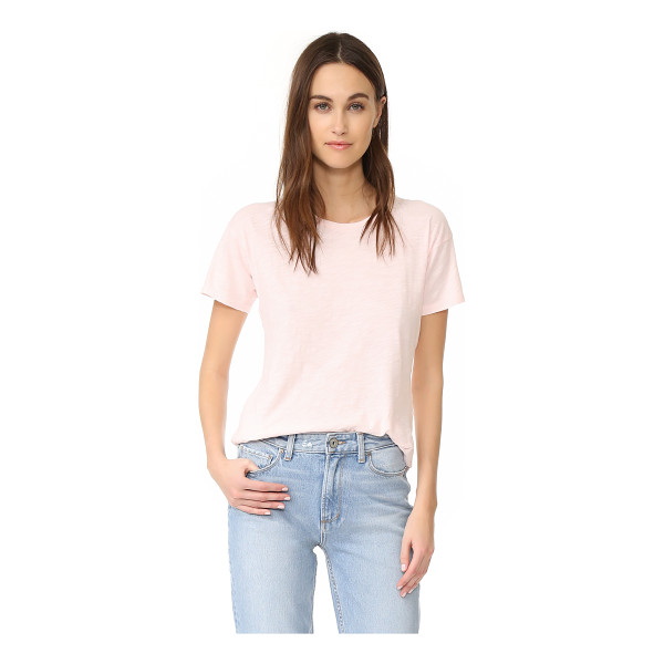 MADEWELL whisper crew neck tee - This feather-light Madewell tee is cut from soft jersey....