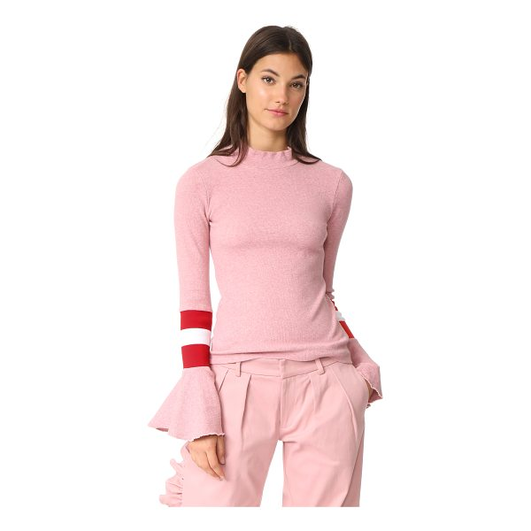 MAGGIE MARILYN stronger than you know sweater - NOTE: Sizes listed are UK. This formfitting Maggie Marilyn...