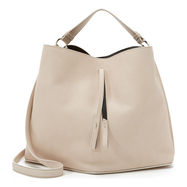 MAISON MARGIELA Leather bag - A striking Maison Margiela bucket bag in soft leather.