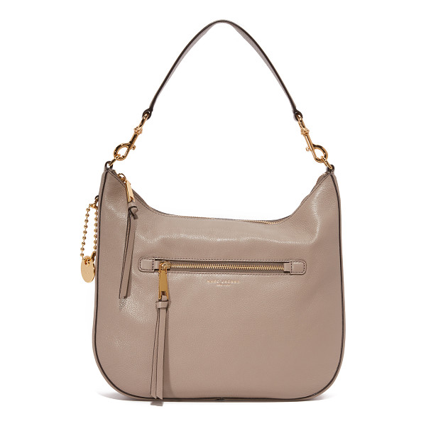 MARC JACOBS recruit hobo bag - A classic, sophisticated Marc Jacobs hobo bag made from
