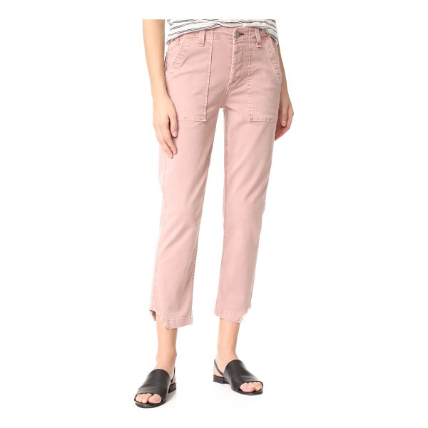 MCGUIRE DENIM saint marie utility trousers - These McGuire Denim jeans have a utilitarian feel with 4...