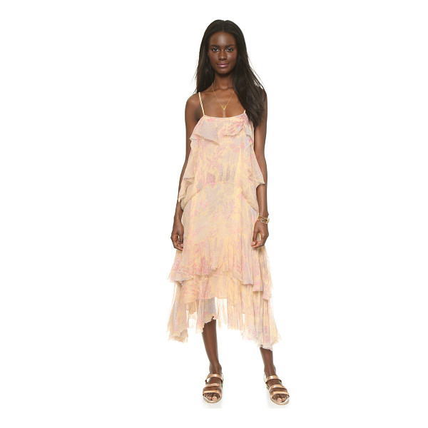 MES DEMOISELLES Paloma dress - A soft floral print accentuates the feminine feel of this...