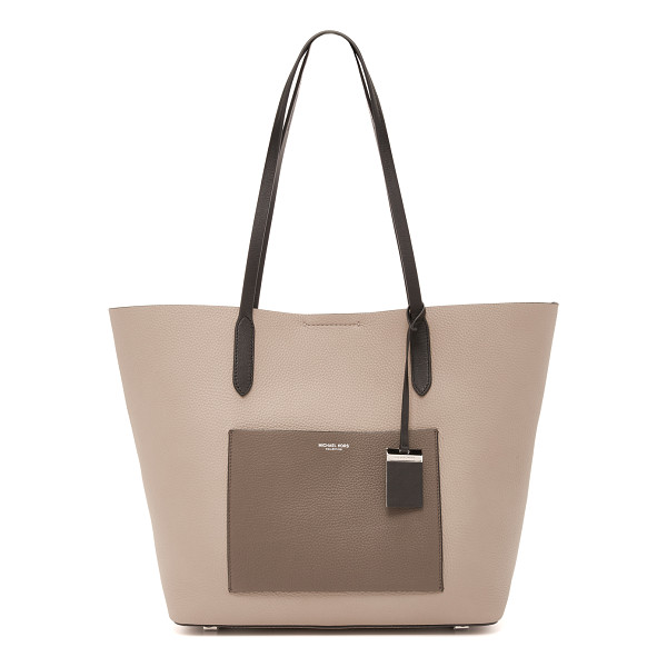 MICHAEL KORS COLLECTION Eleanor tote - A large Michael Kors Collection tote in sophisticated full...