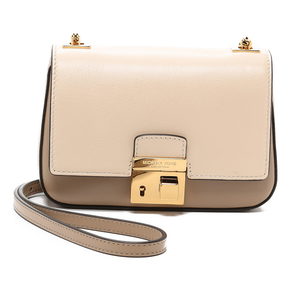 MICHAEL KORS COLLECTION Gia small chain bag - A petite Michael Kors Collection cross body bag in