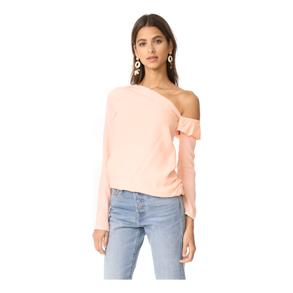 MLM LABEL asymmetrical jude top - Exclusive to Shopbop. An asymmetrical, woven MLM LABEL top...