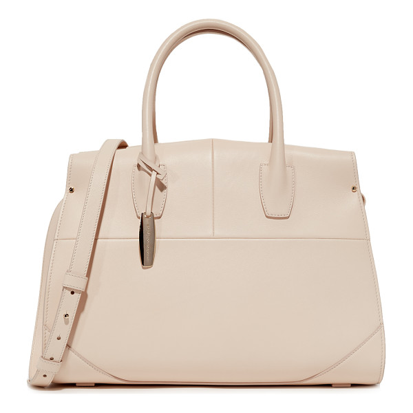 NARCISO RODRIGUEZ Aya top handle bag - A soft, structured Narciso Rodriguez bag crafted in supple