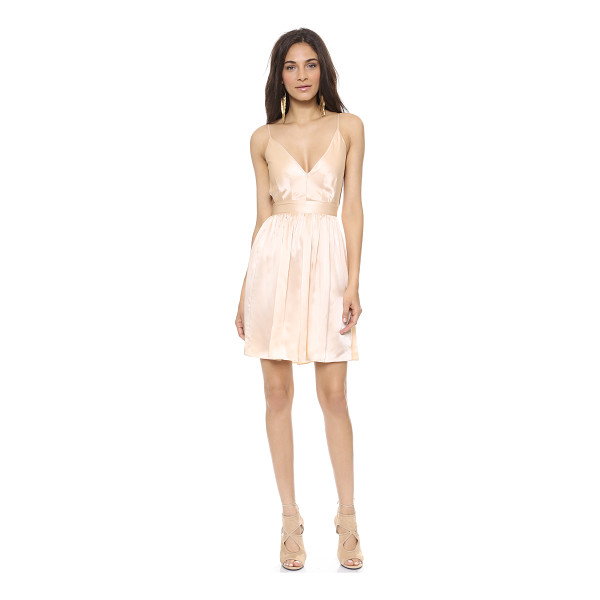 """ONE BY CONTRARIAN Babs bibb mini dress - """"Description Contrarian , part of Shopbop's ONE by..."""