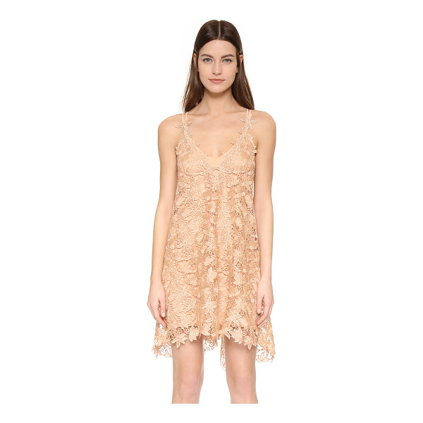 ONE BY Jessica lace cami dress - Description Chris Gramer , selected for Shopbops ONE by...