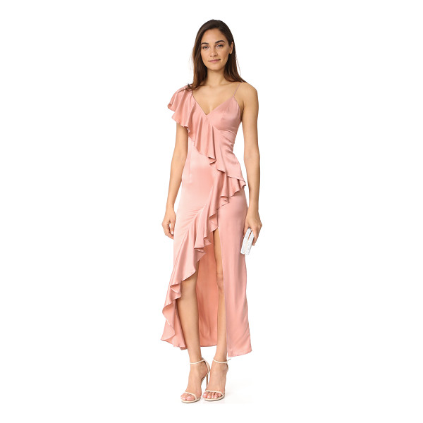 ONE BY NEW FRIENDS COLONY evita cascade ruffle dress - New Friends Colony is a modern Los Angeles-based brand and...