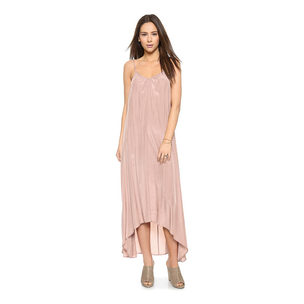 ONE BY PINK STITCH one by resort maxi dress - Pink Stitch, selected for Shopbop's ONE by collection for...