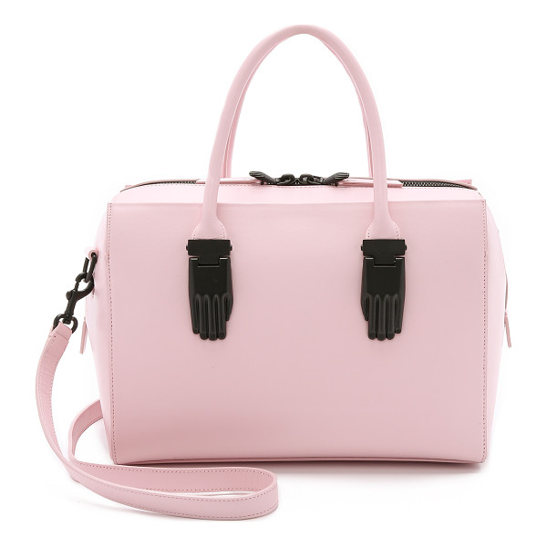 OPENING CEREMONY Lele handbag - Hand shaped accents bring a surrealist look to this...