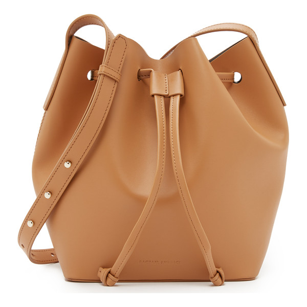 RACHAEL RUDDICK Beach bucket bag - A minimalist Rachael Ruddick bucket bag in smooth leather.