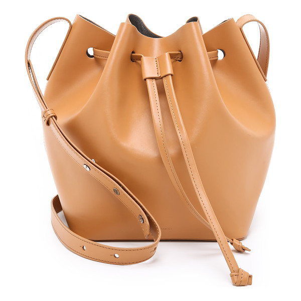 RACHAEL RUDDICK Beach bucket bag - A scaled down Rachael Ruddick bucket bag crafted in smooth
